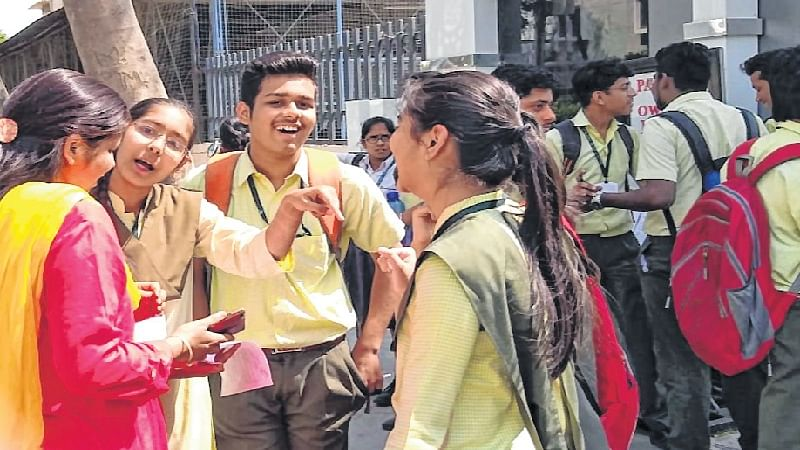 Indore: It was not too difficult, say students