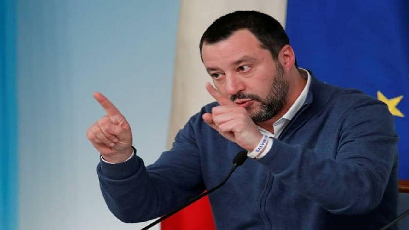 Clash between Italian PM & Salvini heats up