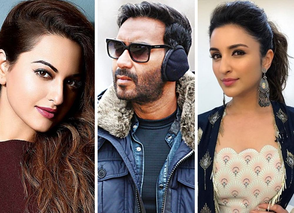 Bhuj: The Pride Of India: After Sonakshi Sinha, Parineeti Chopra and Rana Daggubati join the Ajay Devgn starrer