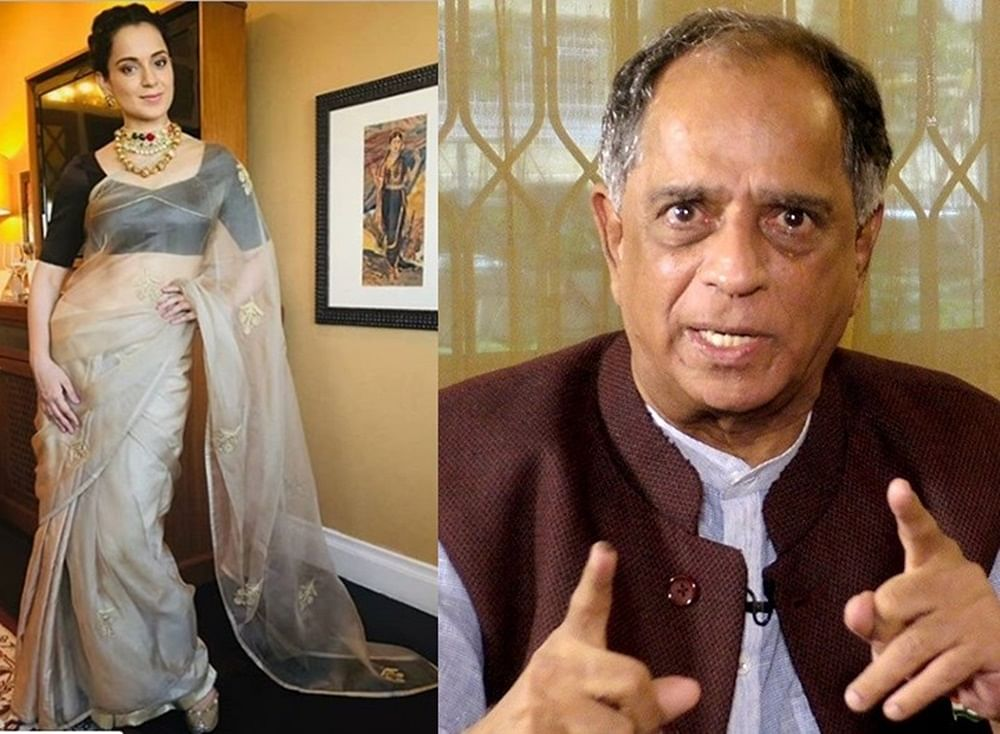 Pose in a robe without undergarments: Kangana Ranaut reveals the reason behind her exit from Pahlaj Nihalani's film 'I Love You Boss'