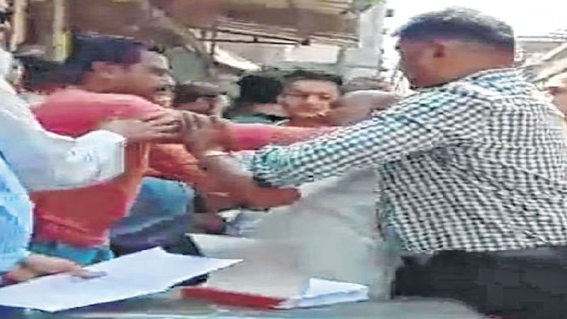 Indore: IMC official slapped, Police book corporator, 3 others