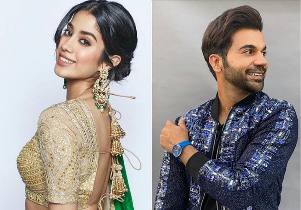 Janhvi Kapoor joins Rajkummar Rao inDinesh Vijan's 'Rooh-Afza'