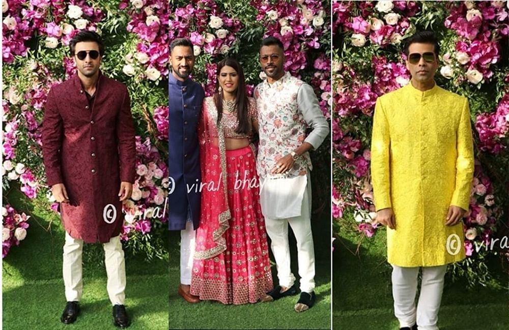Akash Ambani-Shloka Mehta wedding Live updates: Ranbir Kapoor, Hardik Pandya, Karan Johar arrive at the venue