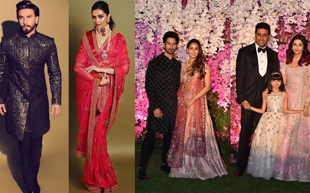 Top 10 Bollywood power couples who stunned at Akash Ambani-Shloka Mehta's wedding