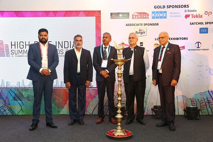 2nd Annual High-Rise India Summit & Awards, organized by Tradepass, brings together 250+ high-rise construction experts in Mumbai