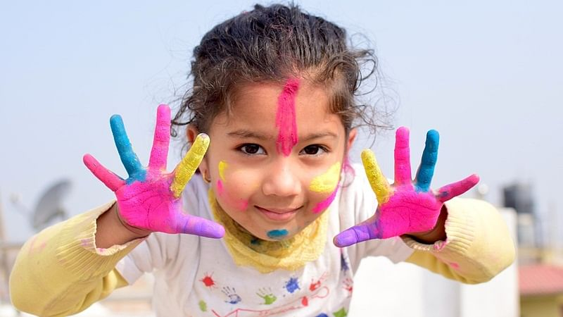 Holi 2019: 5 tips every parent must know for safe Holi