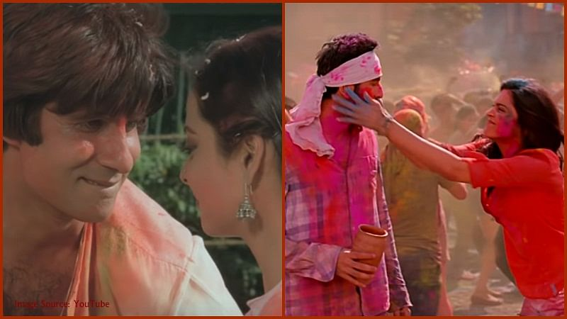Holi playlist: From Rang Barse to Gali Gali, Bollywood's brush with Holi