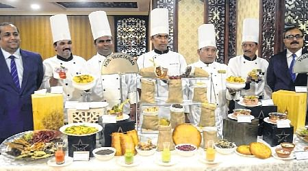 Bhopal: Hyderabadi cuisine fest at Noor-Us-Sabah Palace from Fri