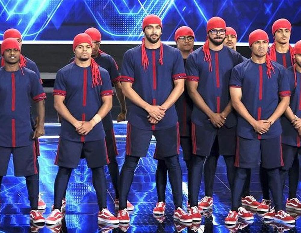 Mumbai dance troupe 'The Kings' wows US dance reality show, JLo shows appreciation by throwing her shoe!