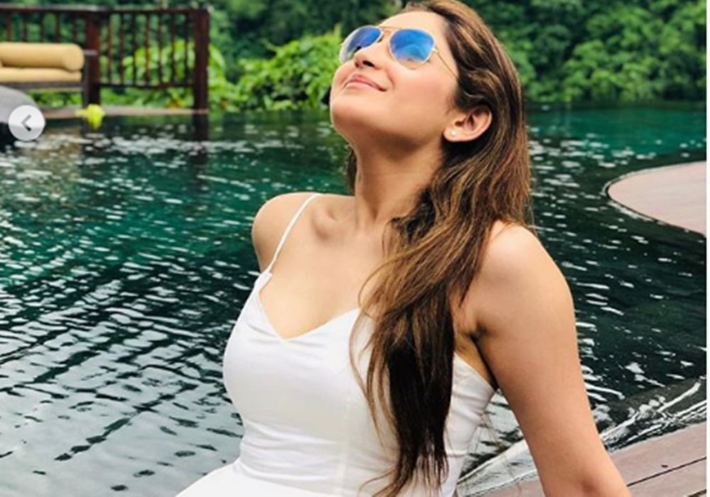 Honeymoon pics of newlyweds Sayyeshaa Sehgal and Arya are going viral
