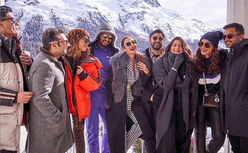 Has Sonam Kapoor given a nod to Arjun Kapoor-Malaika Arora's relationship?