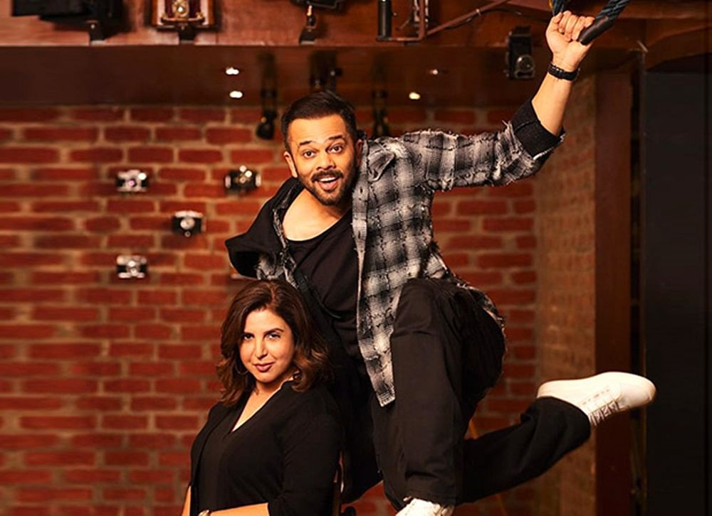Is Farah Khan's next a lady cop film? Rohit Shetty spills the beans