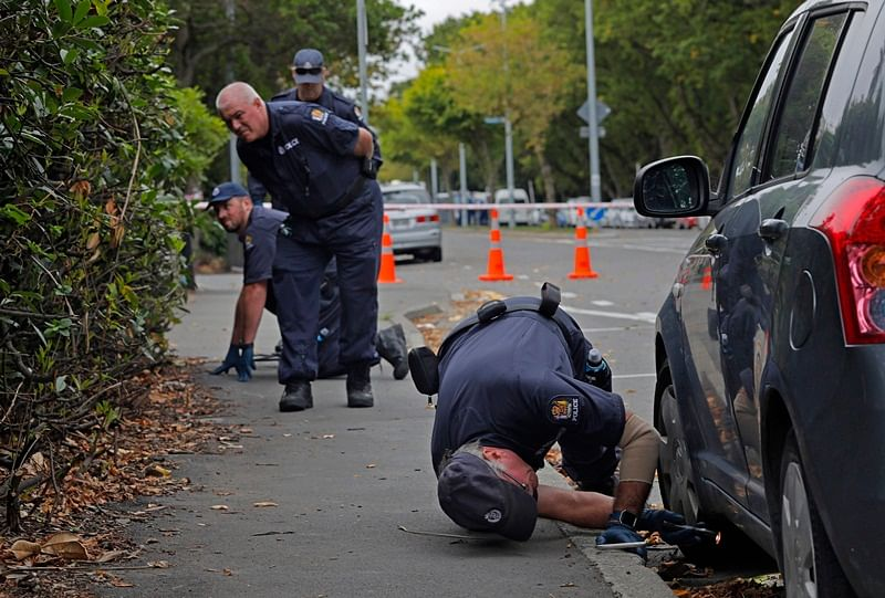 New Zealand: 2nd person charged with sharing livestream of Christchurch massacre