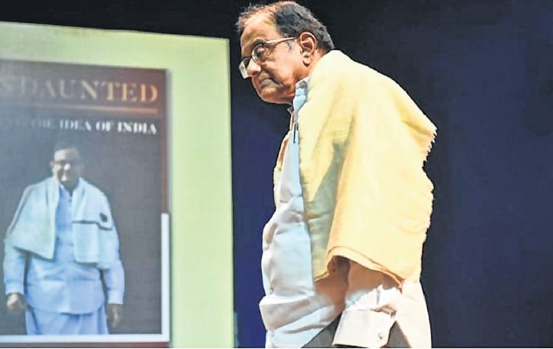 Mumbai: Ex-Finance Minister's Undaunted covers bold themes