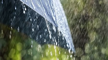Indore: Unseasonal rain offers relief