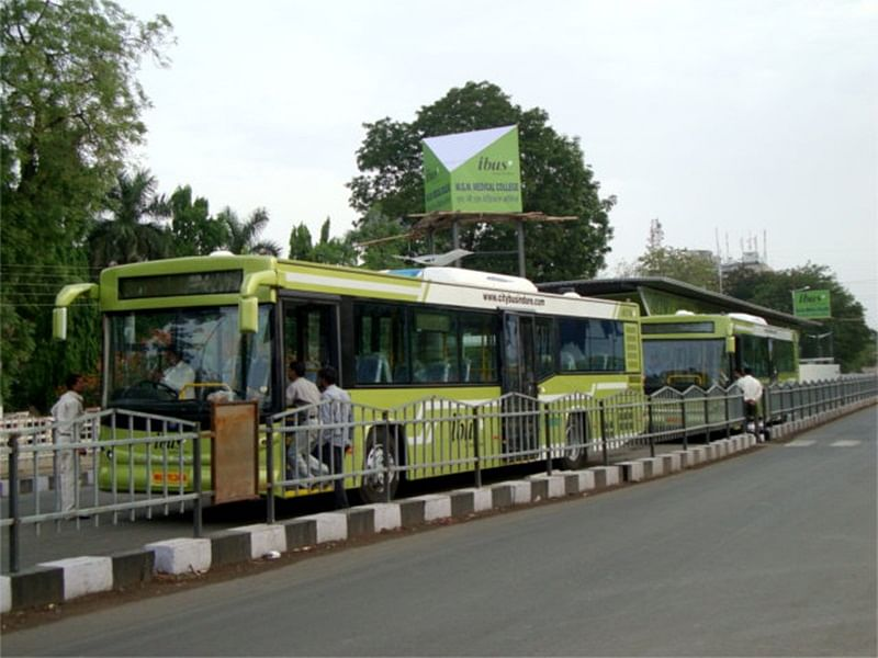 Indore: FEWER ibuses cripple services