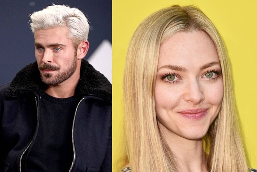 Cast of 'Scooby-Doo' revealed:  Zac Efron, Amanda Seyfried to play Fred and Daphne Blake