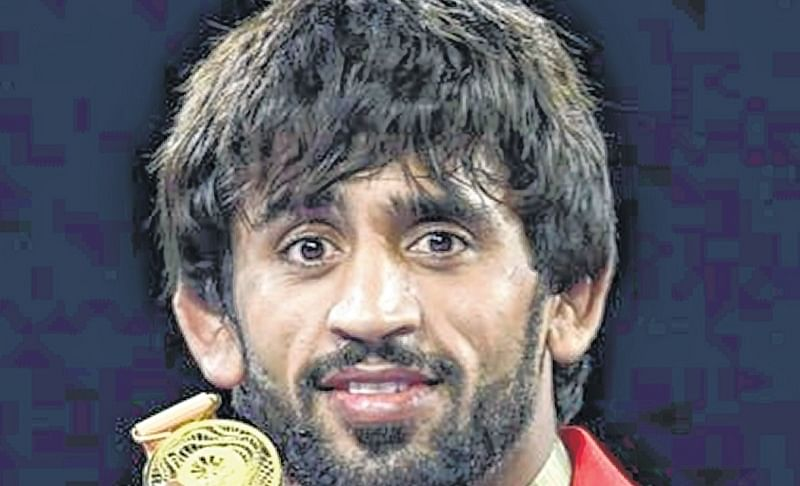 Bajrang Punia wins gold in Bulgaria