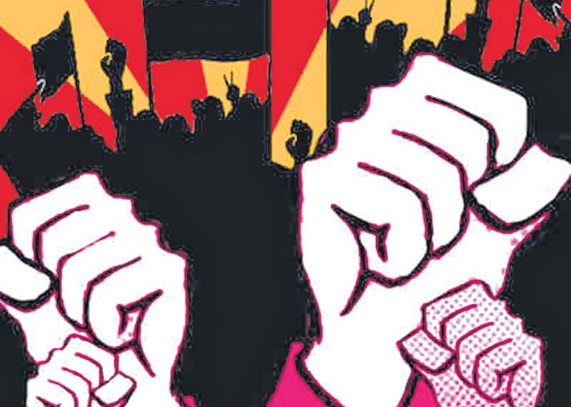 No provision for striking teachers