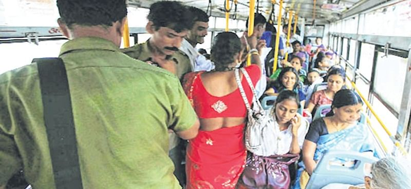 Indore: Only 9% women feel Indian public transport is 'very safe'