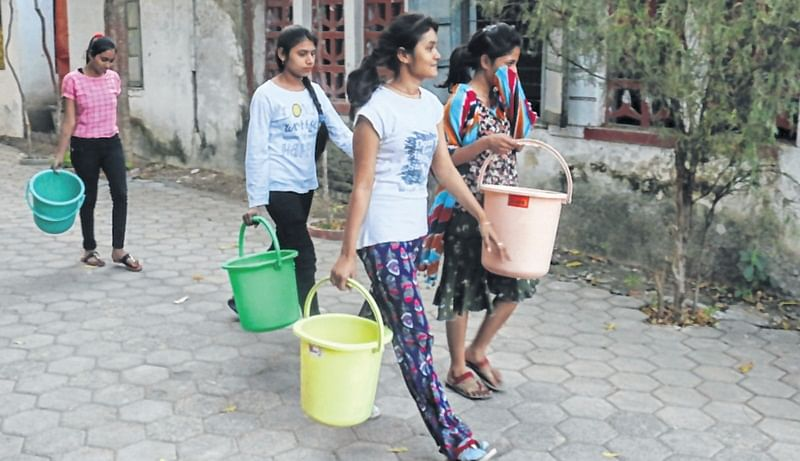 Indore: 'Dry' days for Old GDC hostellers