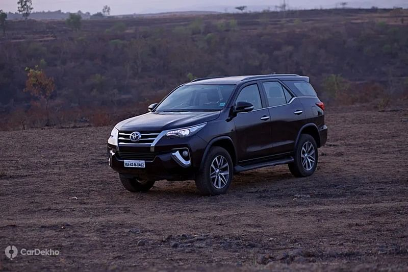 Toyota Fortuner Diesel Mileage: Claimed Vs Real