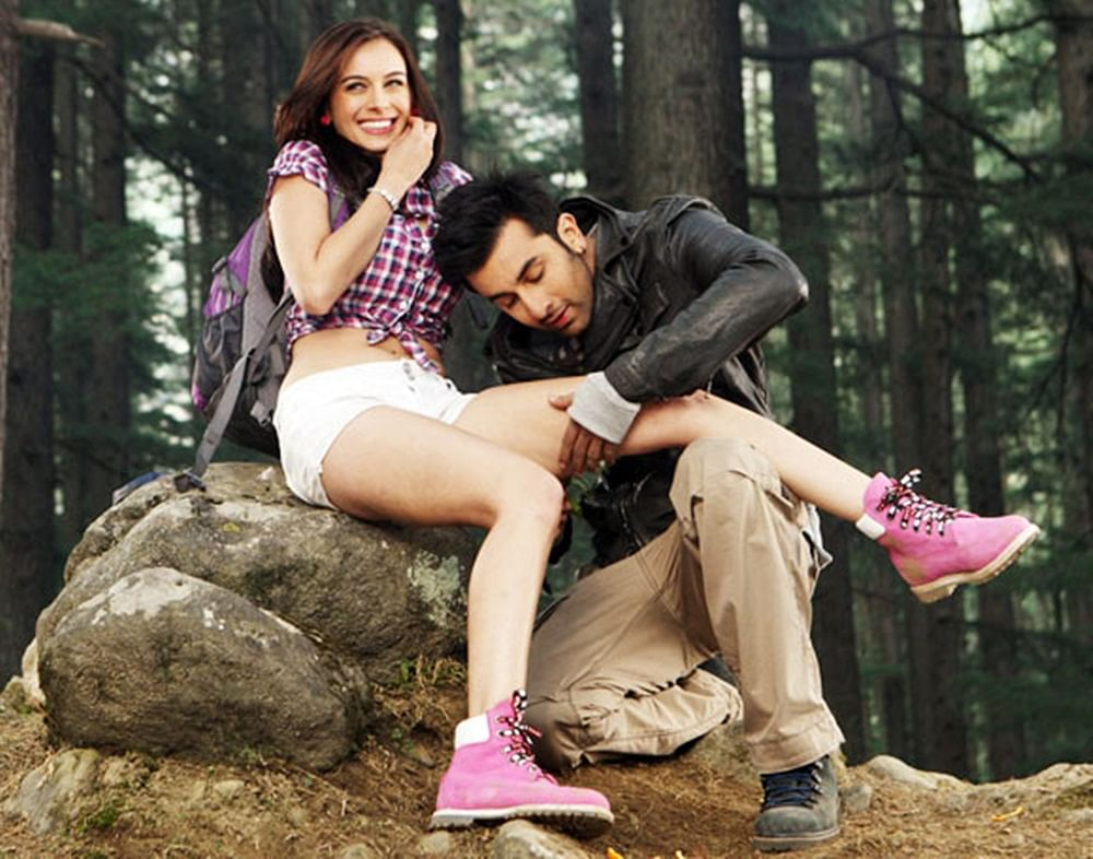 Throwback Thursday: When Ranbir Kapoor lost control in an intimate scene with Evelyn Sharma