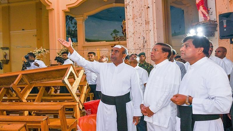 Sri Lanka serial blasts: Christians afraid to attend church
