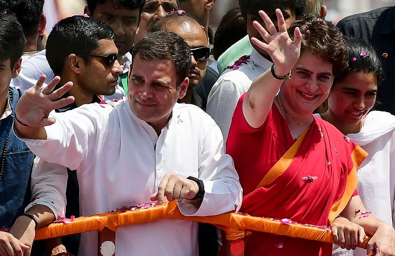 Rahul Gandhi breaks silence on Ayodhya Bhoomi Pujan - here's what Congress leaders have said