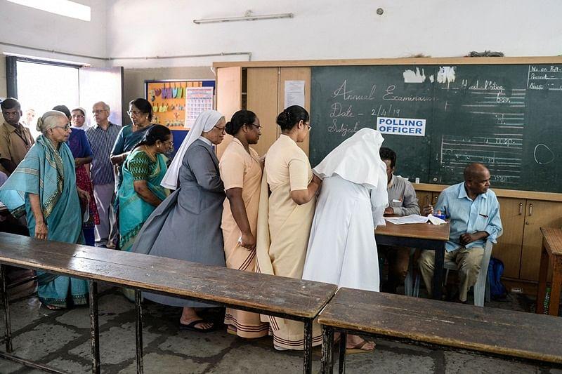 Lok Sabha Elections 2019: 10 seats in Maharashtra's Vidarbha, Marathwada regions on poll in second phase