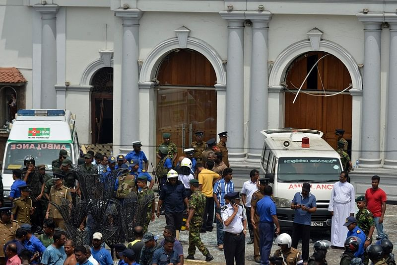 Sri Lanka bombings death toll rises to 290, 24 arrested in connection with multiple blasts
