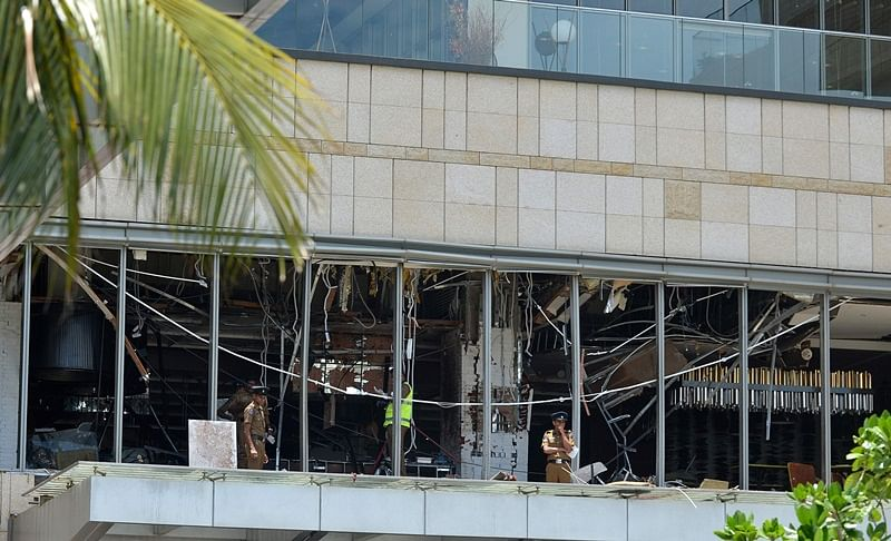 Six Indians killed as blasts hit churches, five-star luxury hotels on Easter in Sri Lanka