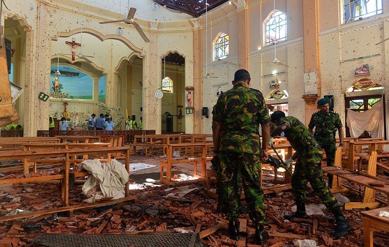 Sri Lanka serial blasts: 2 more Indians killed in Easter blasts in Sri Lanka, taking toll to 10