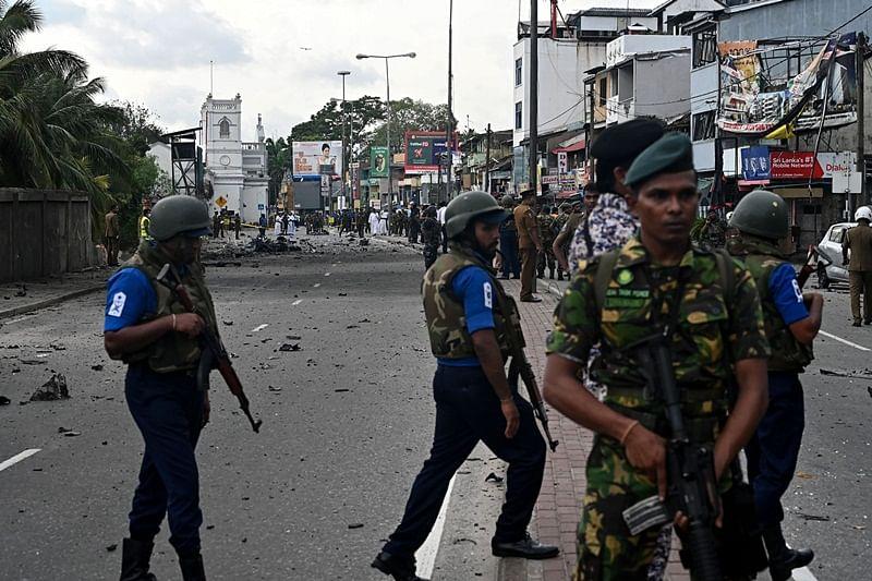 Sri Lanka serial blasts: Death toll in Easter Sunday bomb attacks rises to 359