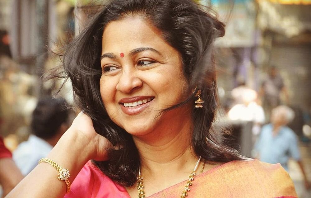 Indian actress Radikaa Sarathkumar escapes Sri Lanka Easter bomb blast