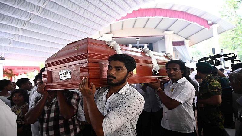 Sri Lanka serial blasts: Relatives endure grim screening to find dead