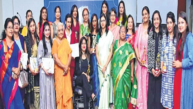 Indore: 22 women receive Indo-Global SME Chamber awards