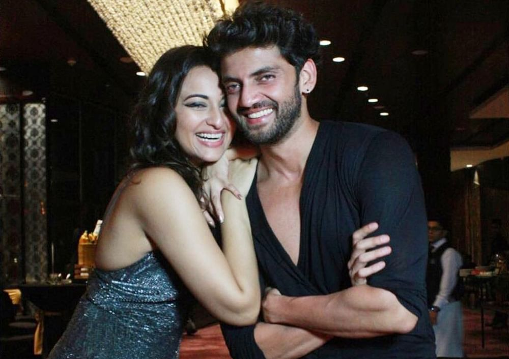 Even if I was seeing anyone, I wouldn't mention it: Zaheer Iqbal on dating Sonakshi Sinha