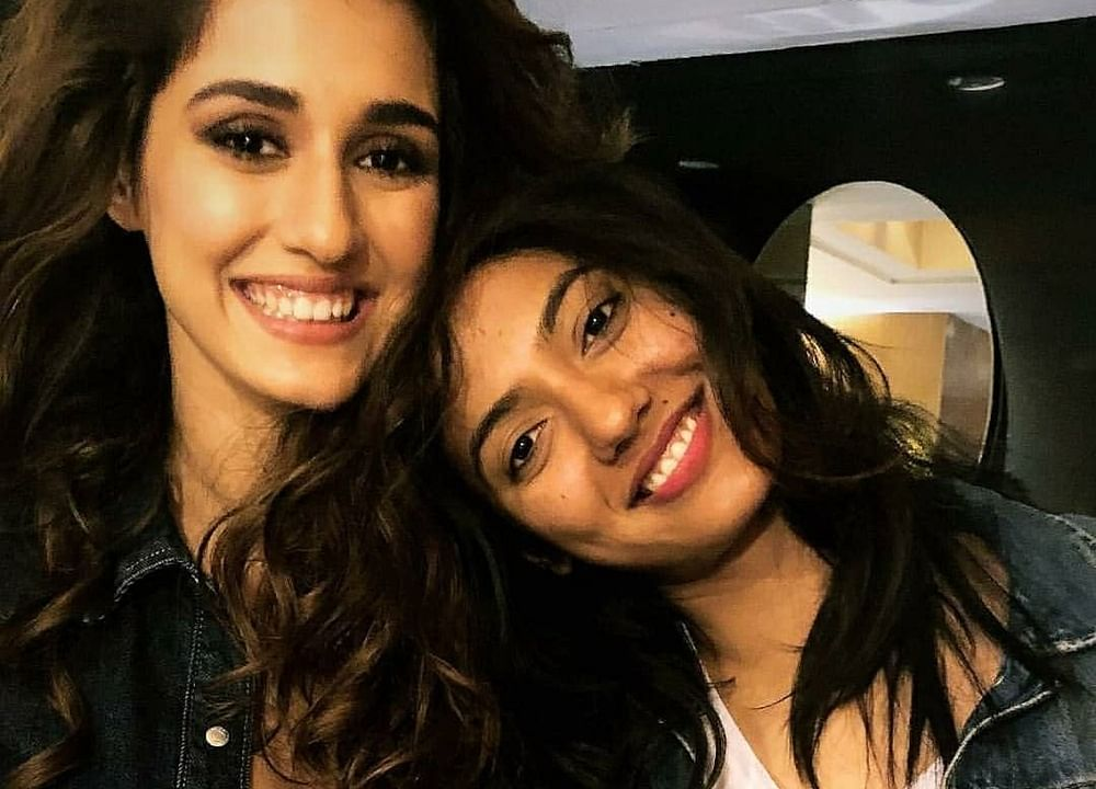 Disha Patani shares a proud picture of her Army officer sister Khushboo Patani