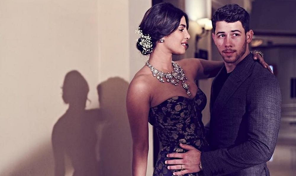 When Priyanka Nick ran out of beer at their wedding, and hard liquor wasn't a great option