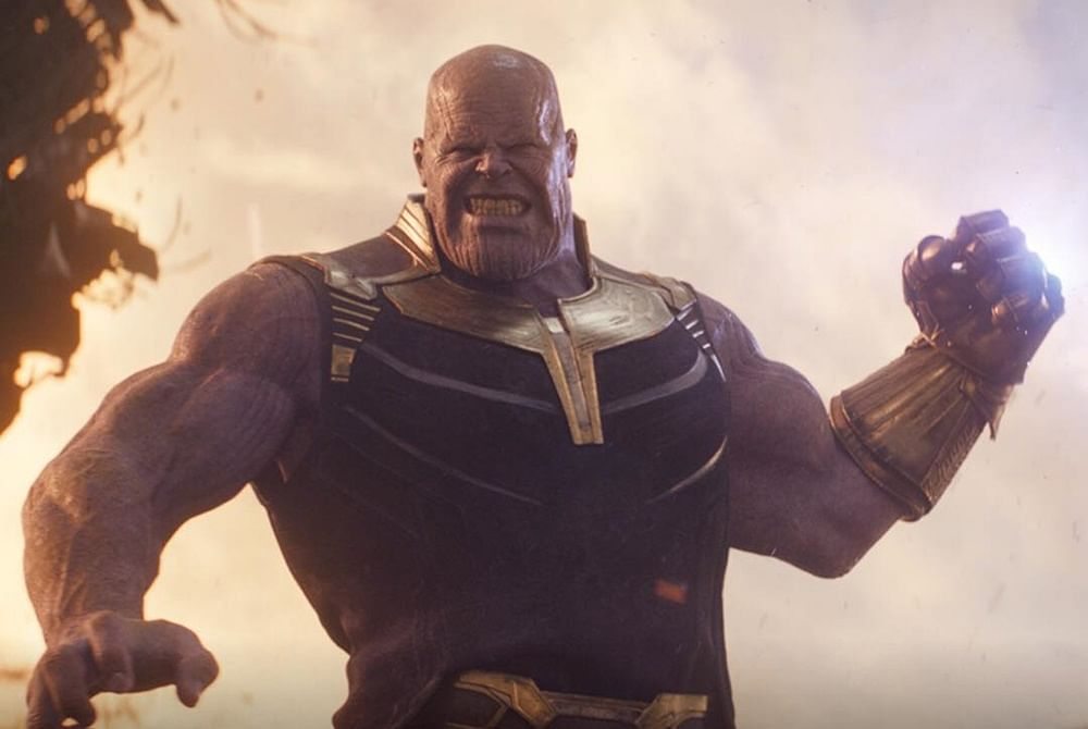 Dear 'Avengers: Endgame' fans, type Thanos in Google, click on the Infinity gauntlet, and watch closely