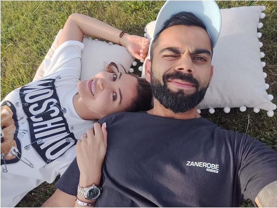 Happy Birthday Anushka Sharma: 7 cutest Virushka moments featuring Virat Kohli
