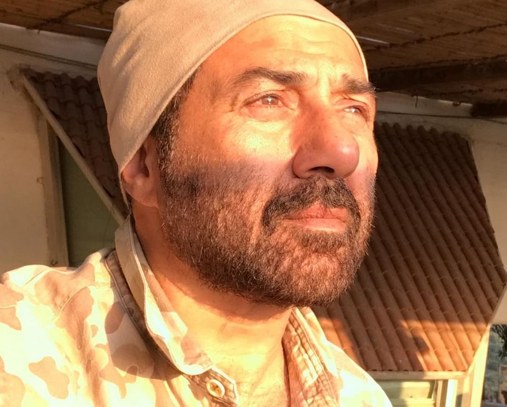 Did Patriotic films because of strong characters, and not because they were 'saleable': Sunny Deol