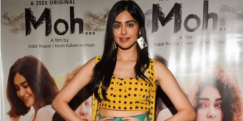 Actress Adah Sharma to have a sex change surgery? Read to know