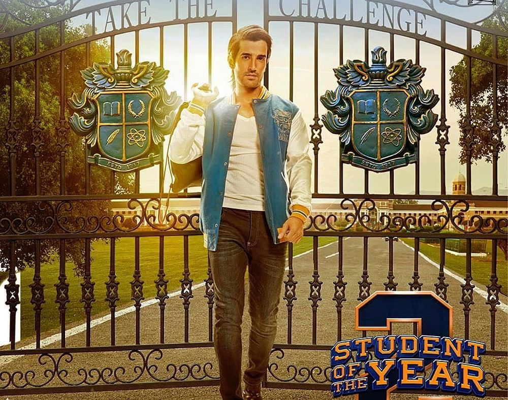 """'Student of the Year 2' Aditya Seal says, """"Dharma Productions like a security blanket"""""""