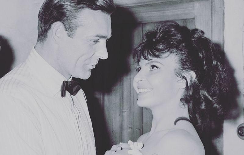 'Goldfinger' Bond girl Nadja Regin passed away at 87