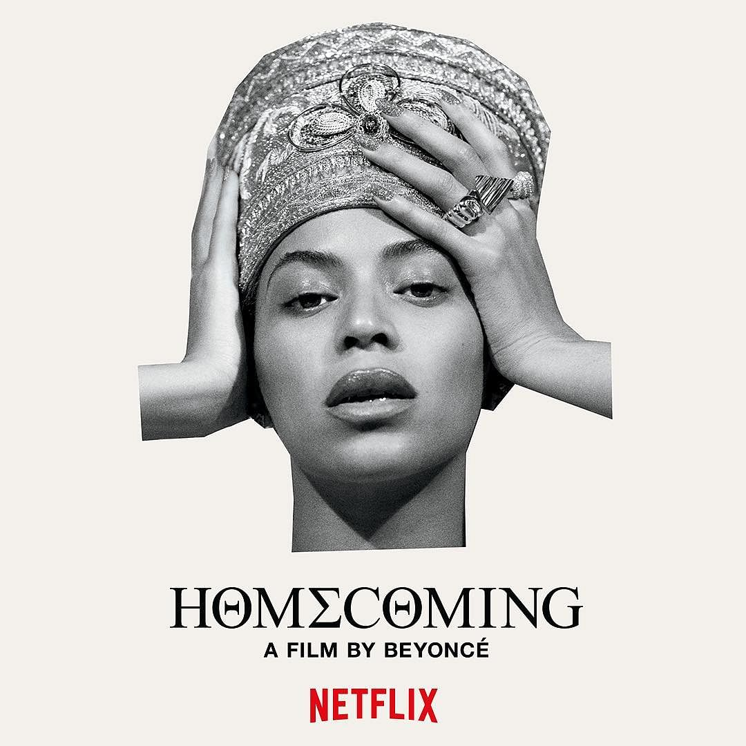 Beyonce releases a surprise 'Homecoming' live album