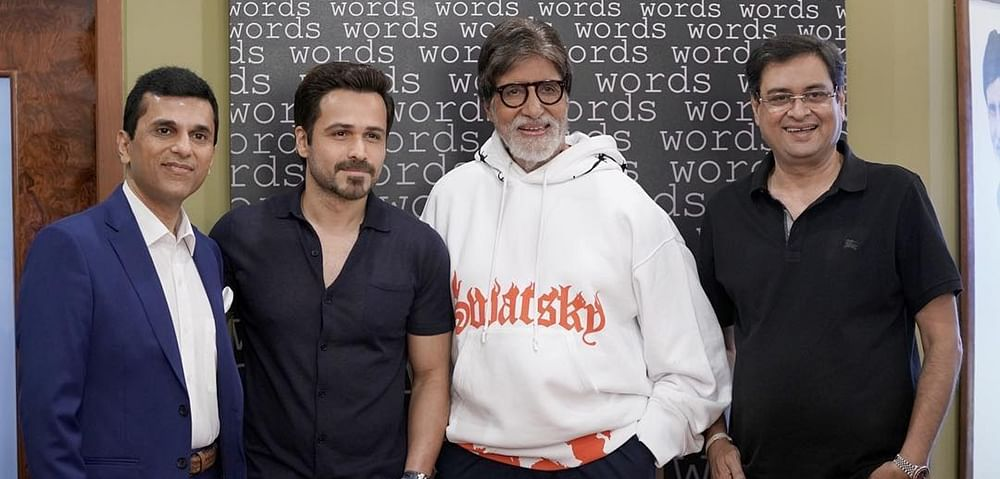 Amitabh Bachchan, Emraan Hashmi to share screen in mystery thriller set for 2020