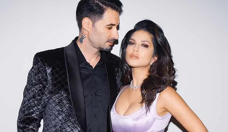 When Sunny Leone's husband Daniel Weber chose to star in porn movies because he couldn't see her working with other men