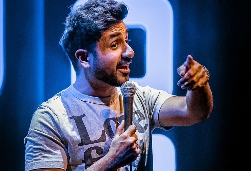 Where is Brown Cow? Comedian Vir Das has a pitch for Indian Marvel superhero